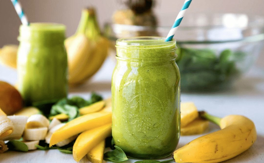 "The ""Incredible Hulk"" Green Smoothie"