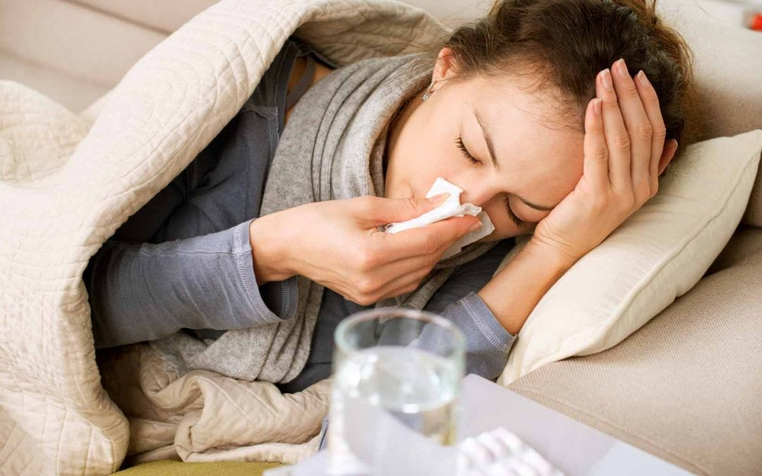 Try This Strange (but Effective!) Cold and Flu Home Remedy